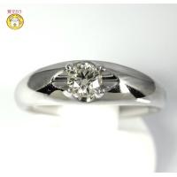 Pt900 プラチナ  ダイヤモンド 0.213ct 指輪