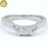 POLA ポーラ 高級 品質 プラチナ ダイヤ 指輪
