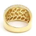画像5: K18 ゴールド ダイヤモンド 1.00ct 指輪 PG ピンクゴールド ピンクダイヤ (5)
