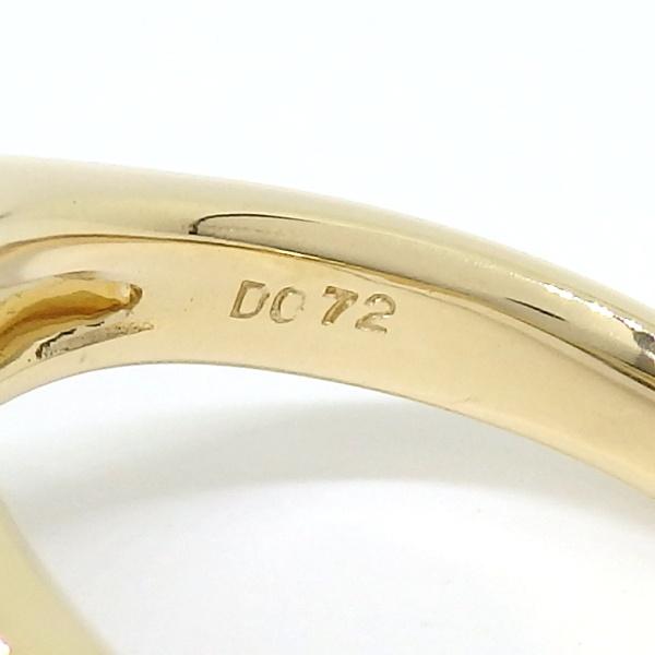 画像5: K18 ゴールド ダイヤモンド 指輪