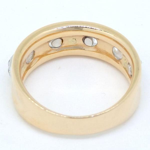 画像2: 【VENDOME】ヴァンドーム青山 K18 ゴールド  ダイヤモンド 指輪