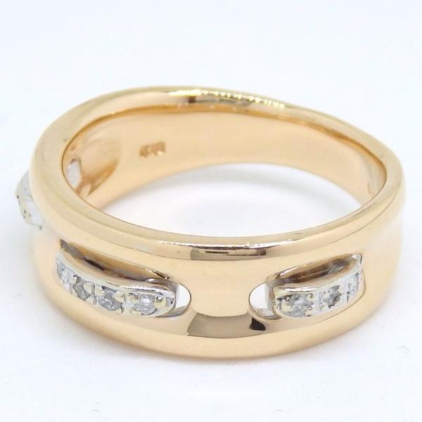 画像4: 【VENDOME】ヴァンドーム青山 K18 ゴールド  ダイヤモンド 指輪