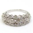 画像3: Pt900 プラチナ  ダイヤモンド 2.00ct 指輪 (3)